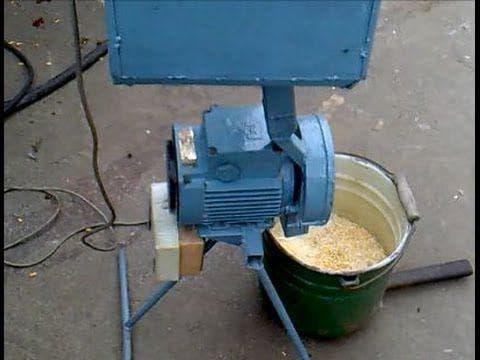 Дробилка для зерна бытовая: сколько стоит, как выбрать