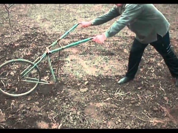 Из старого велосипеда