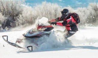 Снегоход Ямаха 2016