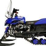 Снегоход Динго 150 — многофункциональная высококачественная мототехника